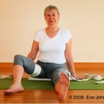Crank Your Thighs in Bound Angle Pose To Protect Your Knees