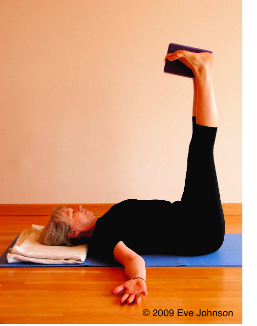 This work will help strengthen your legs and your core muscles.