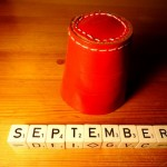 September excitement? In spades, but I have it under control