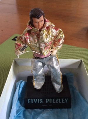 new years resollution elvis radio