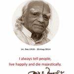 Lessons in letting go from B.K.S. Iyengar